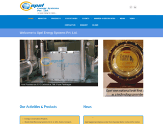 opelenergysystems.com screenshot