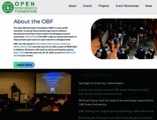 open-bio.org screenshot
