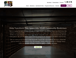 open-books.org screenshot