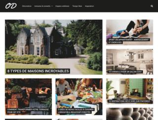 open-design.be screenshot
