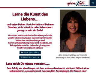 open4life.de screenshot