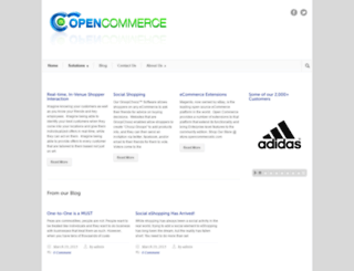 opencommercellc.com screenshot