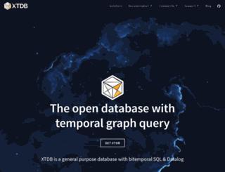opencrux.com screenshot