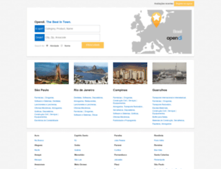 opendi.com.br screenshot
