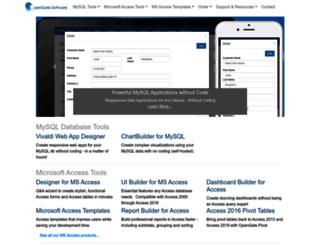 opengatesw.net screenshot