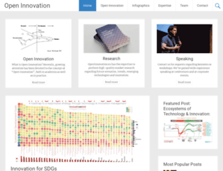 openinnovation.eu screenshot
