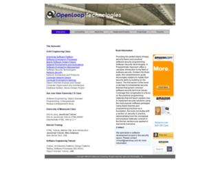 openloop.com screenshot