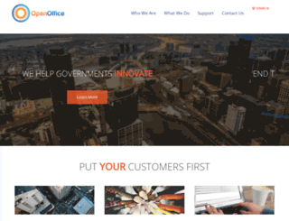 openoffice.com.au screenshot