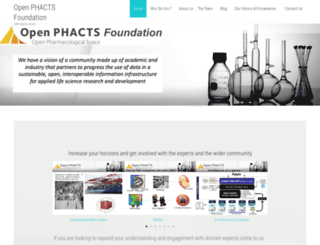 openphacts.org screenshot