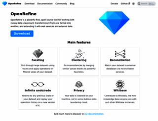 openrefine.org screenshot