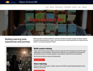 openschool.bc.ca screenshot