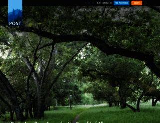 openspacetrust.org screenshot