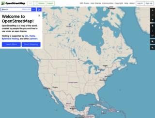 openstreetmap.com screenshot