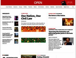 openthemagazine.com screenshot