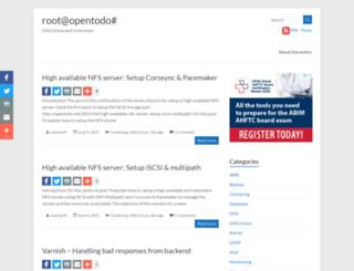 opentodo.net screenshot