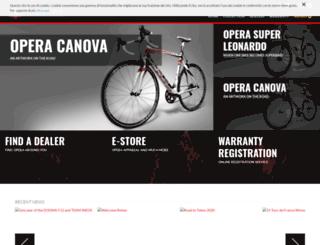 operabike.com screenshot