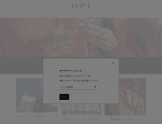 opijapan.com screenshot