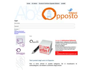 opposto.net screenshot
