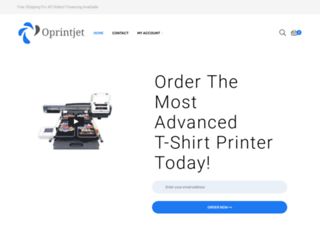 oprintjet.com screenshot