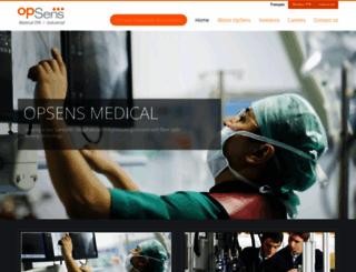opsens.com screenshot