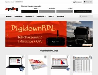 opsilog.fr screenshot
