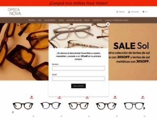 opticanova.com screenshot