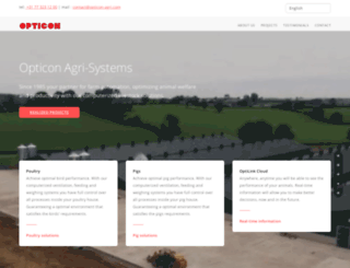 opticon-agri.com screenshot