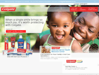 opticwhite.co.za screenshot