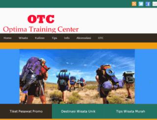 optima-tc.com screenshot