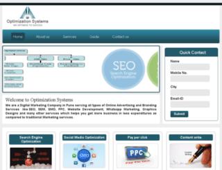 optimizationsystems.in screenshot