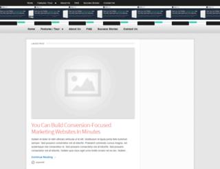 optimizepressplus.com screenshot