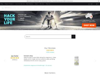 optimoz.com.au screenshot
