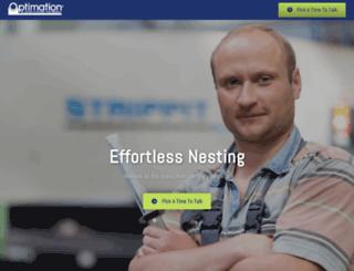 optinest.com screenshot