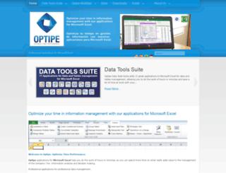 optipe.com screenshot