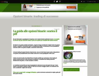 opzionibinarietrading.over-blog.it screenshot