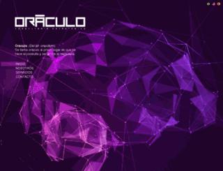 oraculo.la screenshot