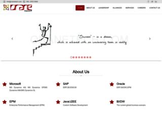oranetech.com screenshot