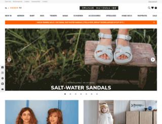 orangemayonnaise.com screenshot