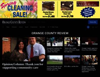 orangenews.com screenshot