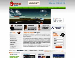 orangesoftech.net screenshot