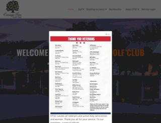 orangetreegolfclub.com screenshot