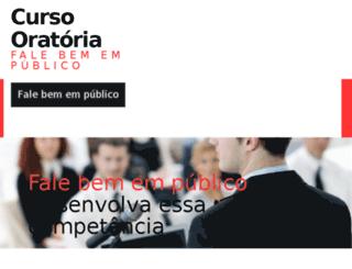 oratoriaparaprofissionais.com.br screenshot