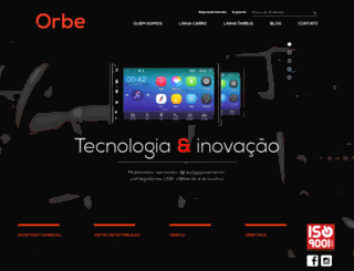 orbedobrasil.com.br screenshot