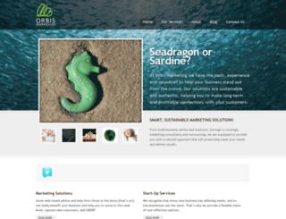 orbis-marketing.com screenshot