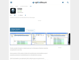 orbit.uptodown.com screenshot