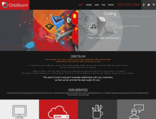 orbitbumi.com screenshot