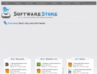 ordering-software.com screenshot