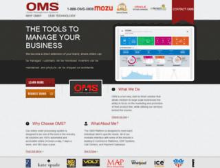ordermanagementsystems.com screenshot