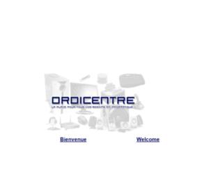 ordicentre.com screenshot