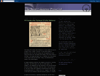 ordorecitandi.blogspot.com screenshot